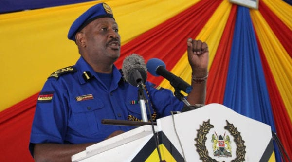 IG Mutyambai orders suspension, arrest of police officer in Lesos shooting incident