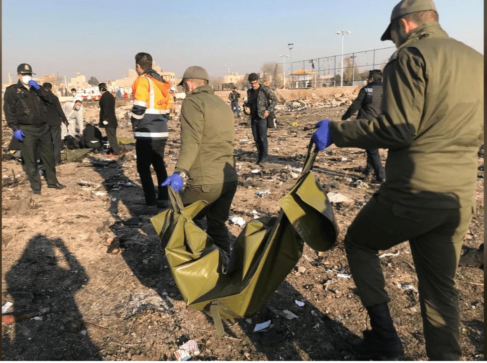 Ukraine plane crash: Iran will not give black box, media says