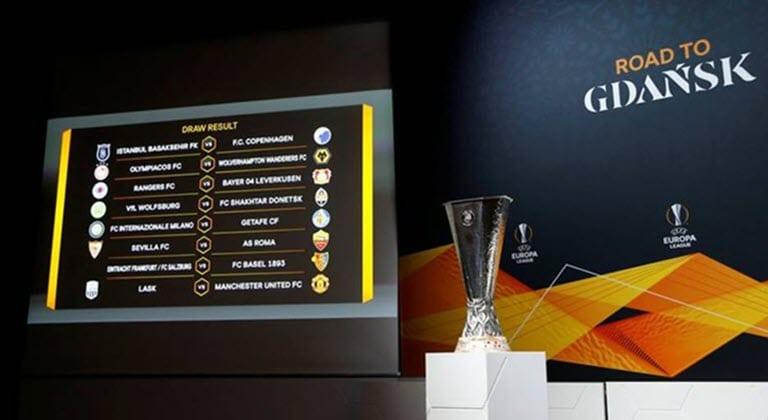 Man United draw LASK in Europa League