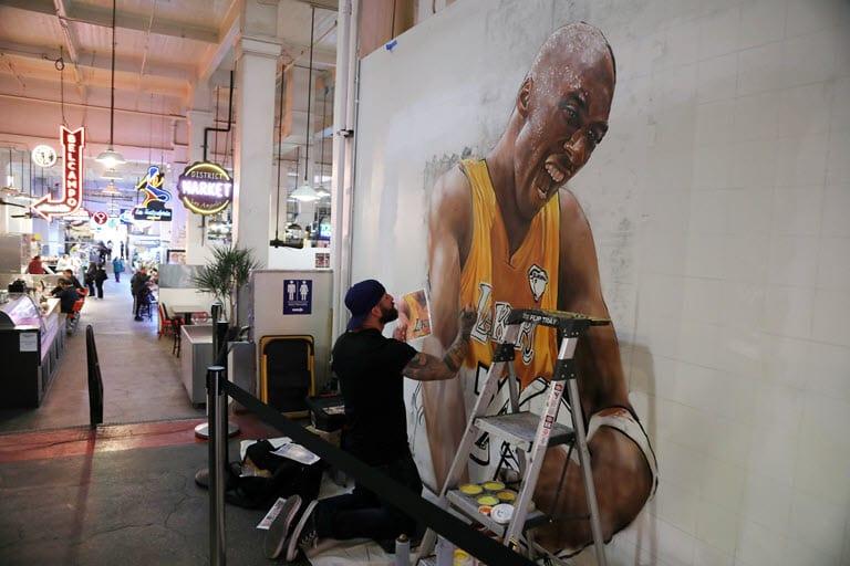 Kobe Bryant memorial planned at Lakers' home arena