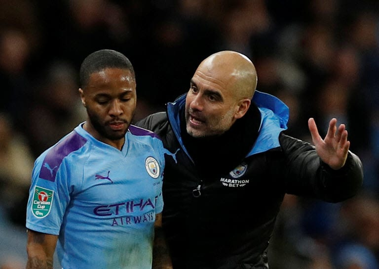 Real Madrid a 'fantastic club', says Sterling