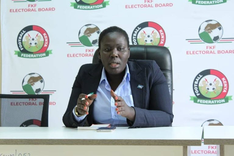 Gor official Sally Bolo puts FKF candidacy on hold