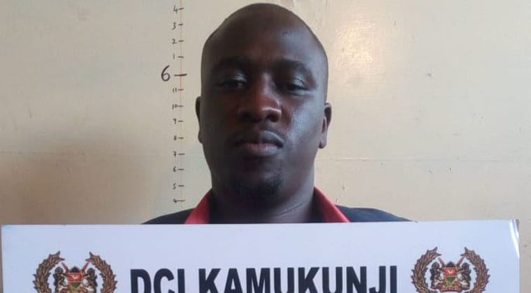 Out on bail then arrested again: Godfrey Sangare Ambani, notorious gang leader who terrorized Nairobi residents