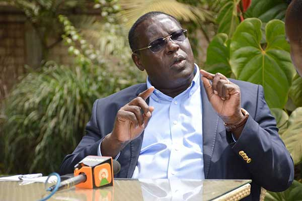 Kiambu Governor Nyoro denies reports he has nominated deputy governor