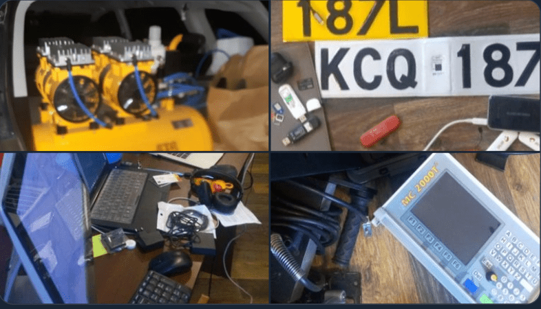 Three suspected hackers arrested in Ngara hacking NTSA, TIMS databases