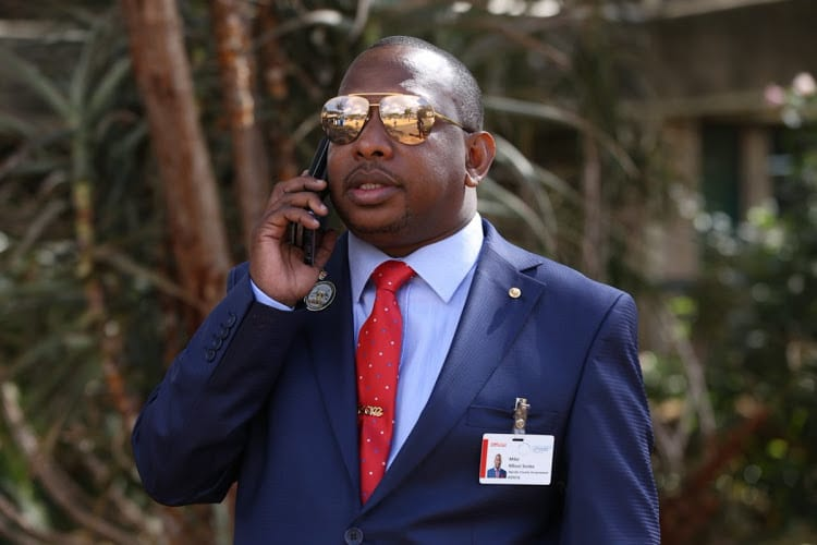 Sonko summoned to DCI headquarters over claims on 2017 election chaos