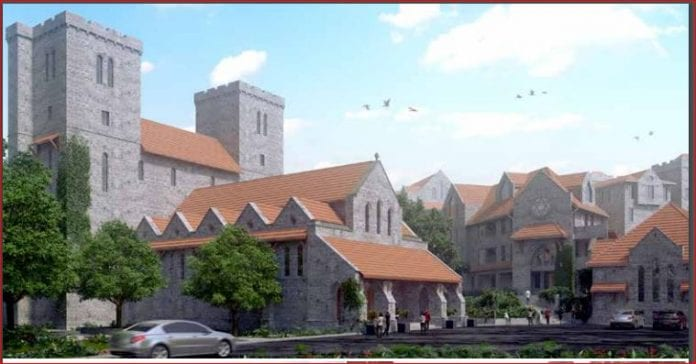 All Saints Cathedral: Cancel your wedding or have a 30-minute event with less than 10 people