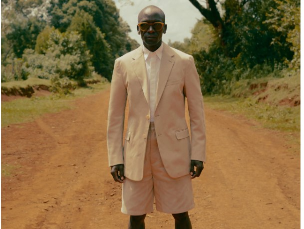 Eliud Kipchoge stuns in KSh.500,000 suit in GQ magazine feature