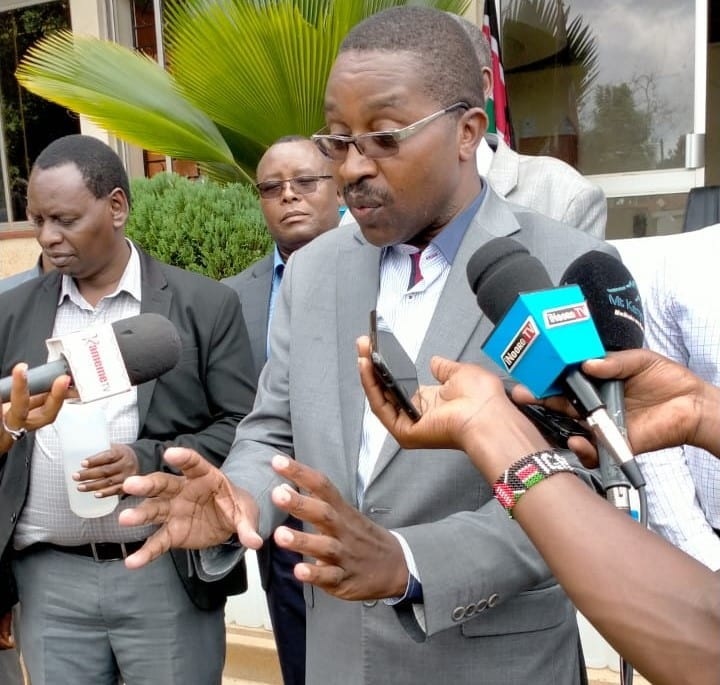 Governor Mwangi Wa Iria bans people from other counties from traveling to Murang'a