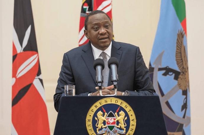 President Kenyatta mourns Chief Inspector of Police Pius Kipserem