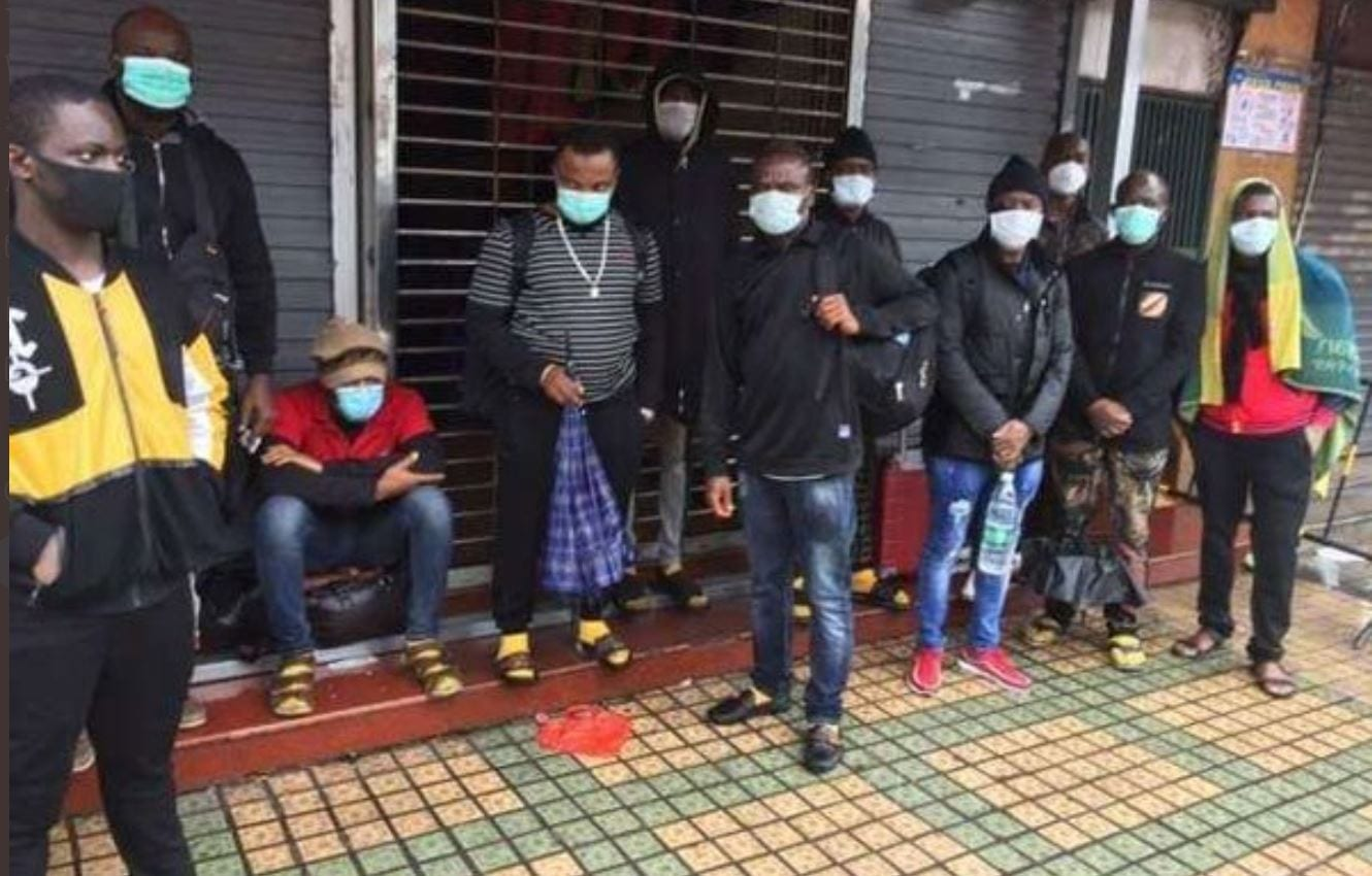 Ministry of Foreign Affairs: Racial attacks against Africans in China are being handled