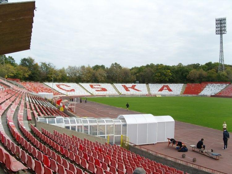 CSKA Sofia resume training despite gatherings ban