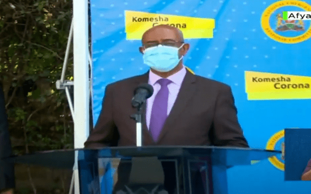Kenya's Covid-19 infections rise to 1,348 after 62 more cases confirmed