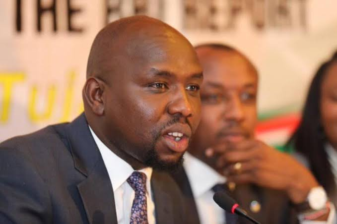 Murkomen clears air on 'clash' with Orengo over academic credentials