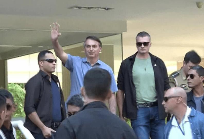 Judge orders Brazil President Jair Bolsonaro to wear face mask in public