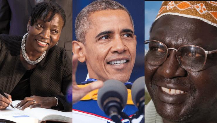 Auma Obama calls out brother Malik over fake Barack Obama birth certificate