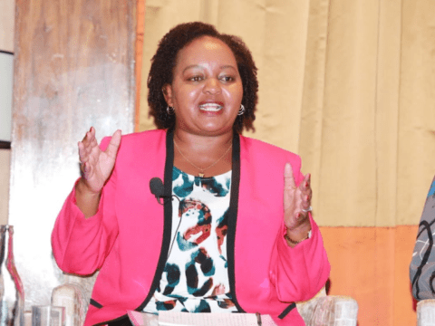 'It's political witch-hunt,' Waiguru says on EACC summons