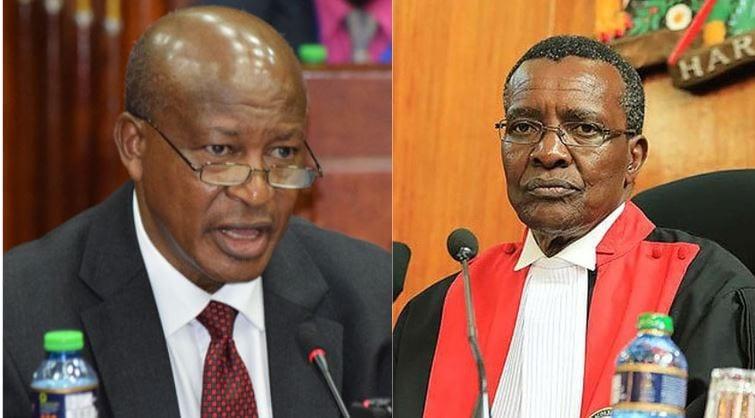 AG Kariuki to Maraga: Your public attacks on Uhuru are personal
