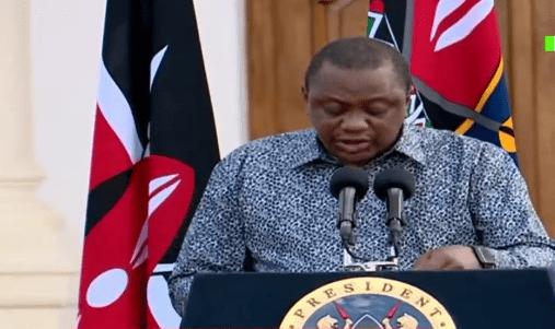 Uhuru extends curfew, travel restrictions in Nairobi, Mombasa, Mandera by 30 days