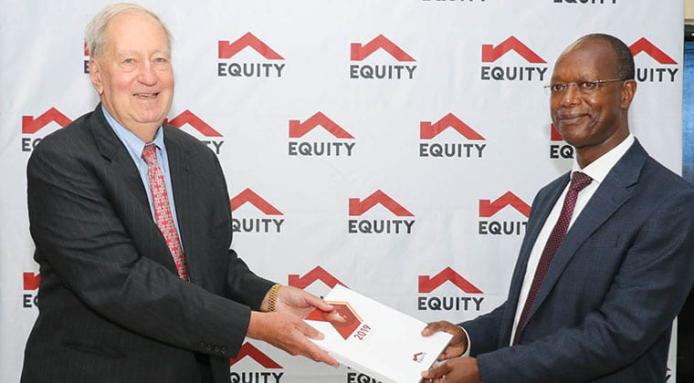 David Ansell retires as Equity Group Board Chair, Prof. Isaac Macharia takes over