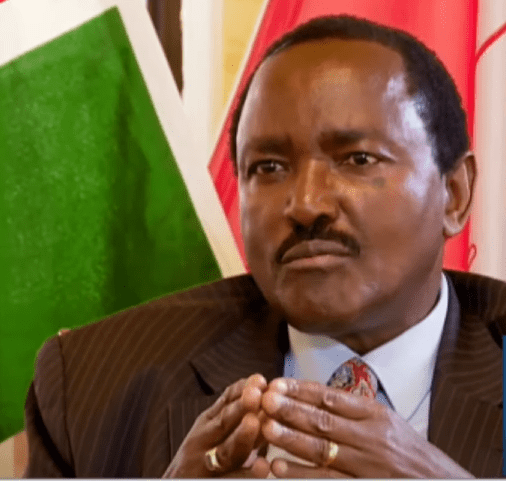 Kalonzo: Ruto is deliberately painting himself as a victim