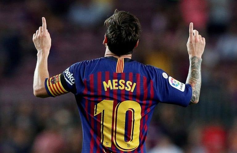 Messi seeks to draw line under Barca departure saga