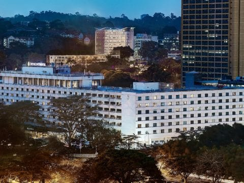 Iconic city hotels staring at bleak future