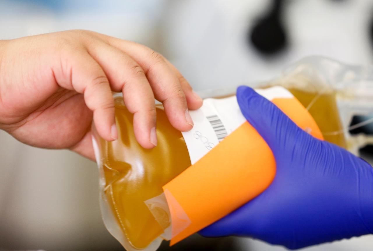 US FDA authorizes convalescent plasma to treat COVID-19