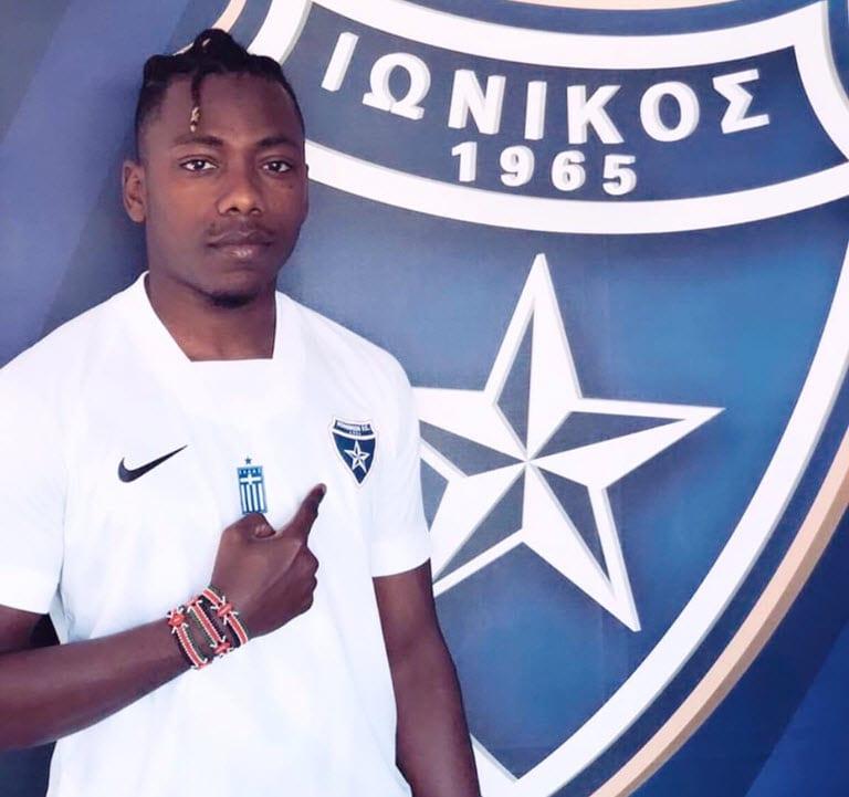 Aboud Omar helps Greek club earn top-flight promotion