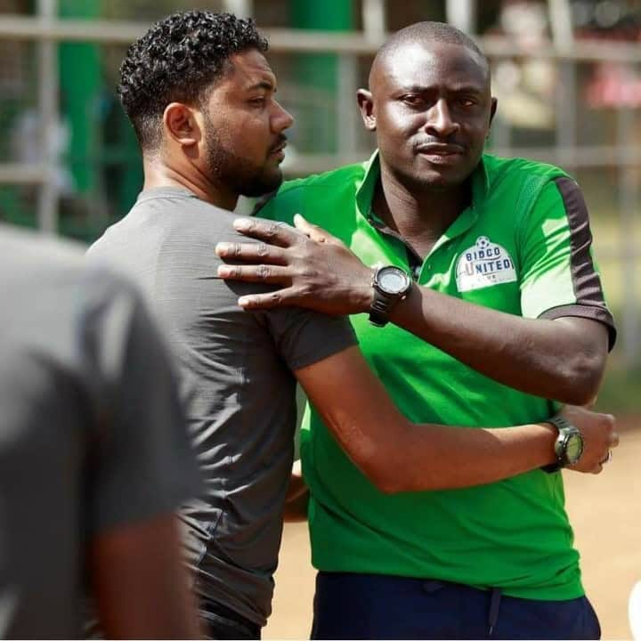 Anthony Akhulia: From a casual labourer to head coach