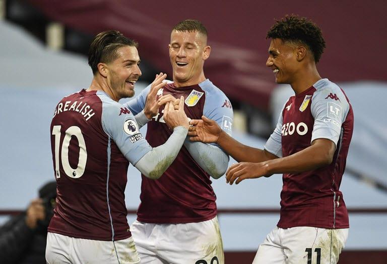 Aston Villa humiliate Liverpool in nine-goal fest