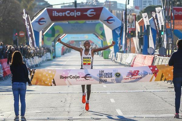 Kipruto, Jepchirchir set to compete in Valencia