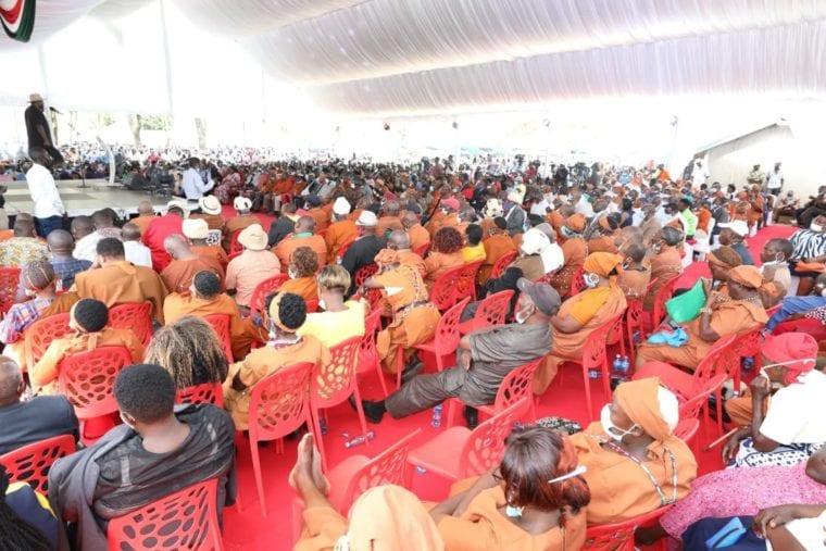 Raila rubbishes claims that Mt. Kenya elders endorsed him for 2022