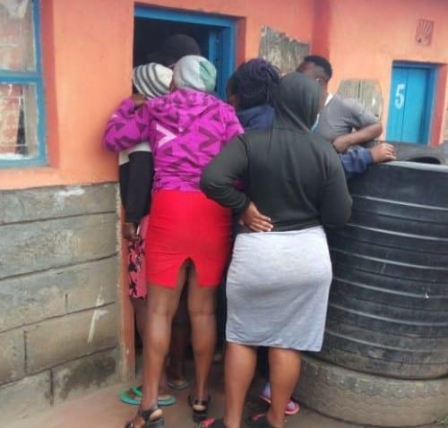 Puzzle of Kenyan woman found dead inside lodging in Salgaa