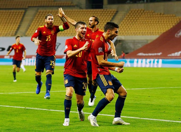 Nations League: Spain humiliate Germany 6-0