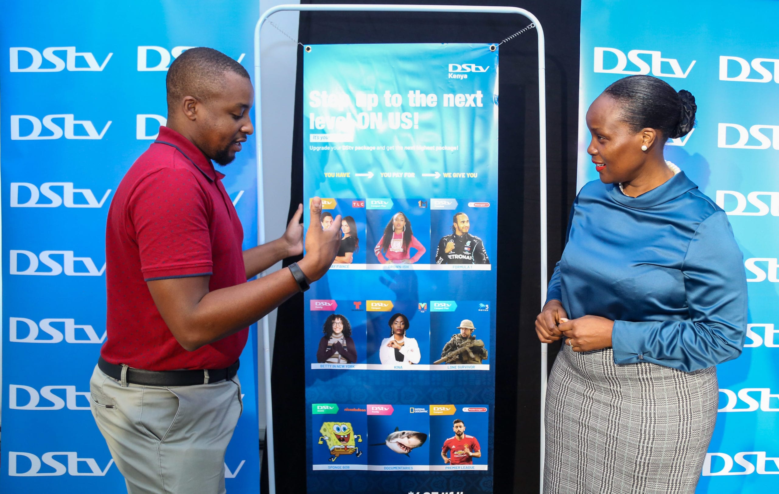 Multichoice offers free upgrades to customers