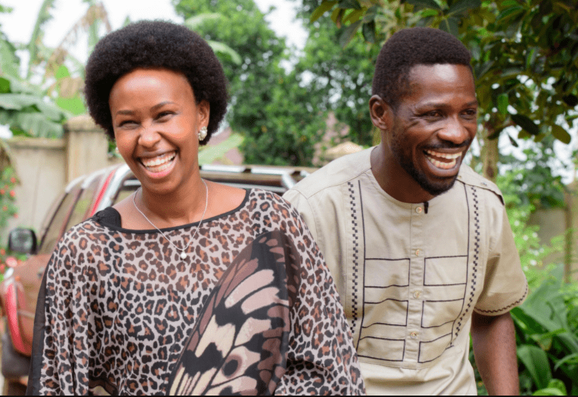 Meet Barbara Itungo Kyagulanyi, the force behind Bobi Wine