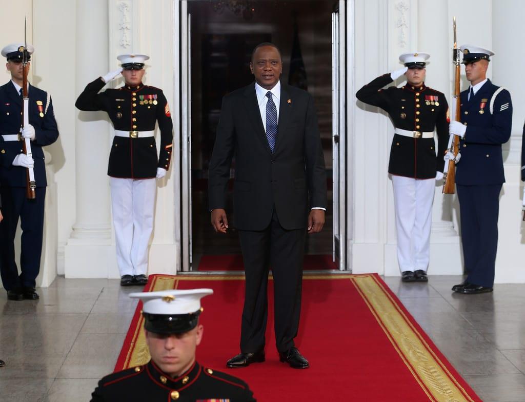 Kenya keen to conclude trade deal with U.S, Uhuru says as he bids Amb. Kyle McCarter goodbye