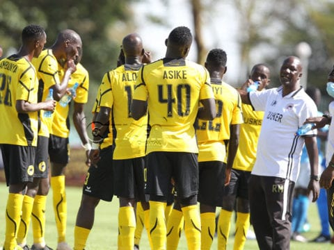 Western Stima relegated, Tusker have one hand on title