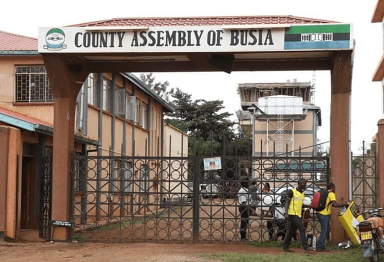 Busia, West Pokot county assemblies pass the BBI Bill