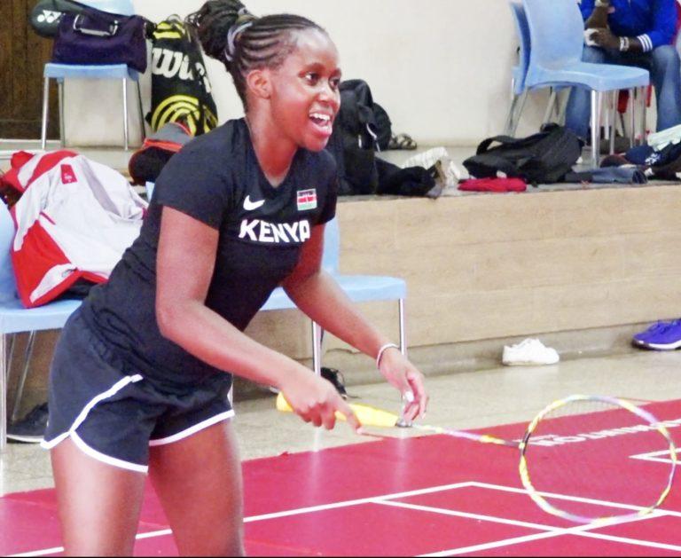 Kenyan badminton team heading to Uganda