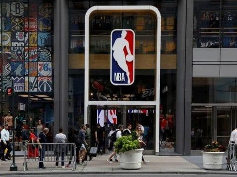 NBA to require referees to have coronavirus vaccine