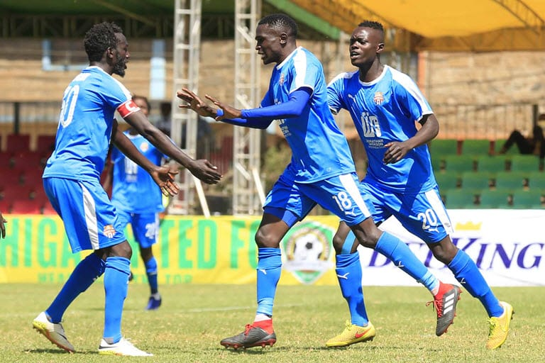 Nairobi City Stars relishing FKF-PL purple patch