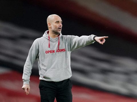 Guardiola not sorry for fans comments