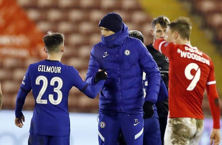 Chelsea lacked courage against Barnsley, says Tuchel