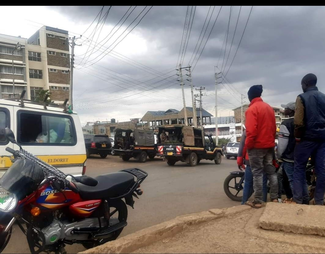 Chaos at Baringo County Assembly as MCAs clash