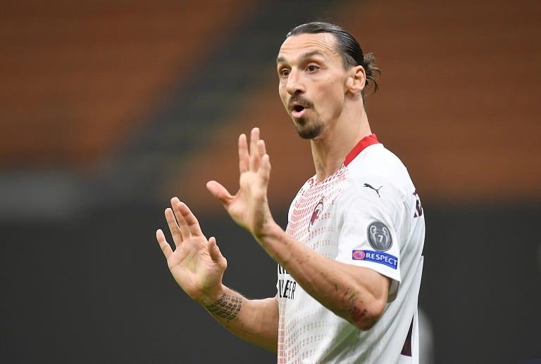 Ibrahimovic ruled out of Euro 2020