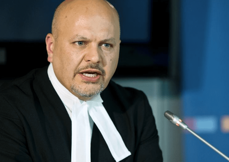 New ICC prosecutor Karim Khan vows to take 'stronger cases' to trial