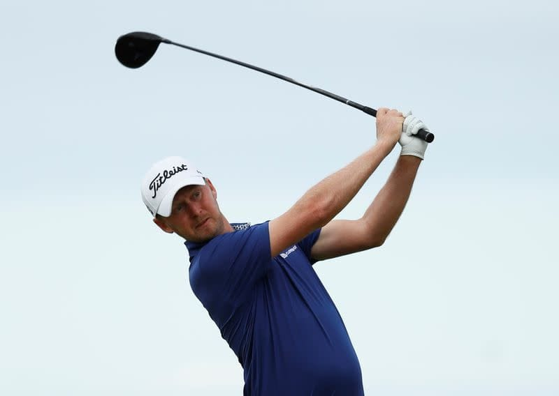 South Africa's Harding wins Kenya Open