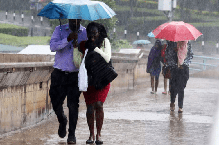 Expect rains from Sunday next week in these areas – Met. Department